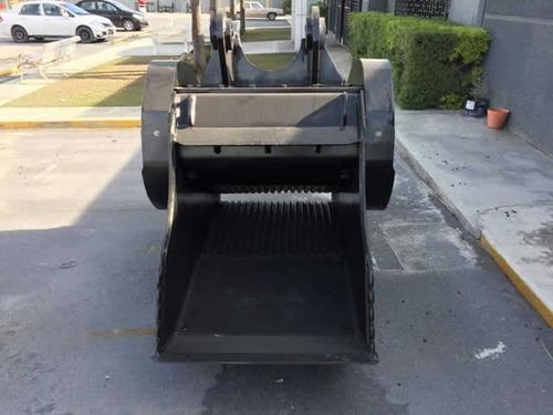 cuchara trituradora mb bf90.3 s2 2014 meqcer