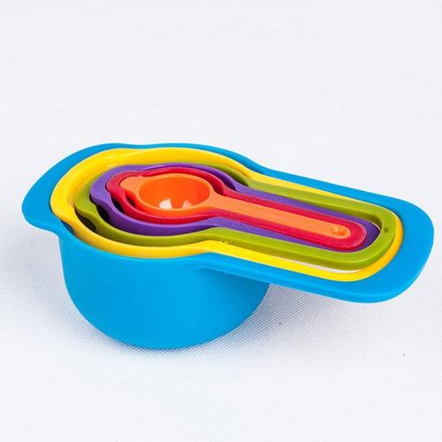 cucharas medidoras reposteria cocina