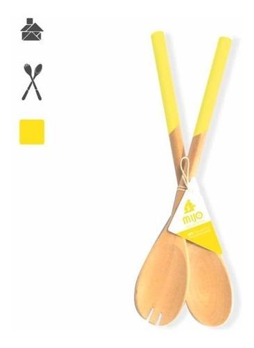 cucharas para ensaladas