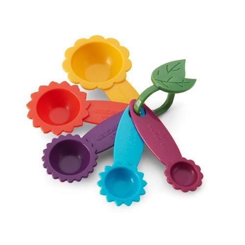 cucharas,kizmos de flores de cucharas de medición herram..