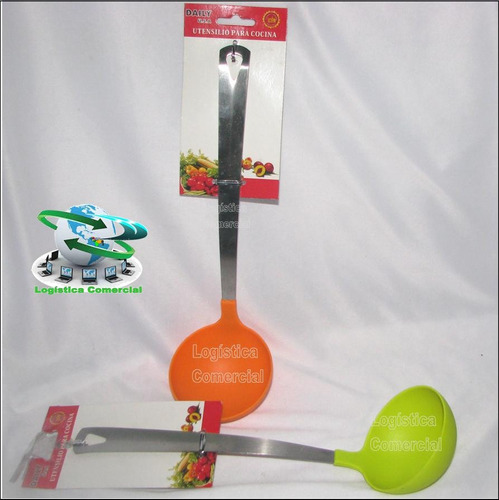 cucharon d sopa accesorio manual utensilio cocina jugo hogar
