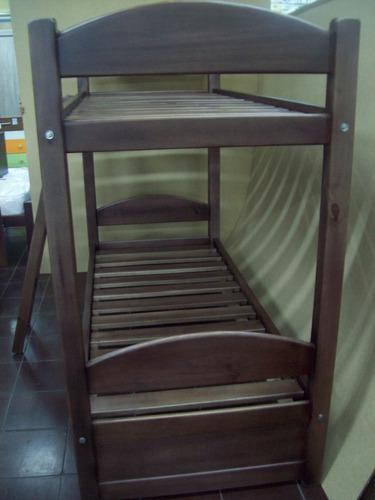 Cucheta de madera reforzada 5 a os garant a artico for Poltronas en montevideo