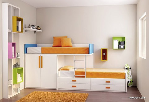 Cucheta escritorio marinera todo en 1 oferton solo en for Muebles infantiles en uruguay