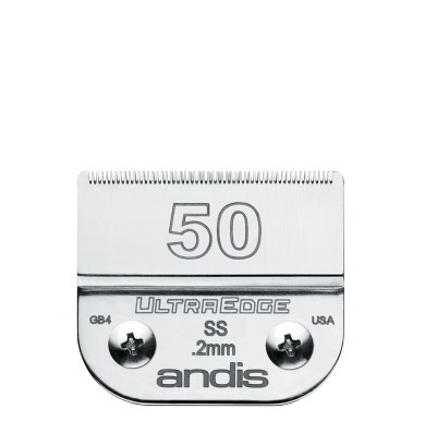 cuchilla andis n° 50 ultraedge compatible