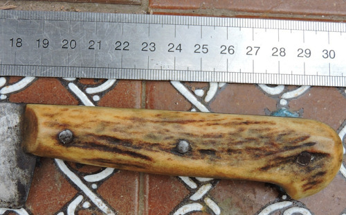 cuchilla antigua armeria nacional broqua y scholberg