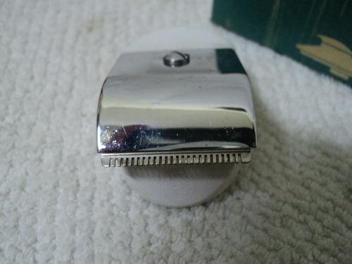cuchilla corta patilla para afeitadora philips 2 cabeza s/us