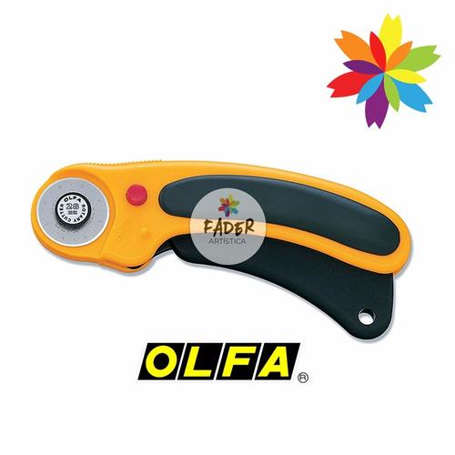 cuchilla cortante cutter olfa rty-1 dx 28 mm barrio norte