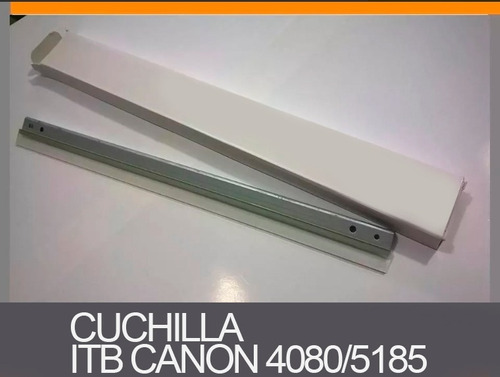 cuchilla de banda itb canon ir 4080/5185