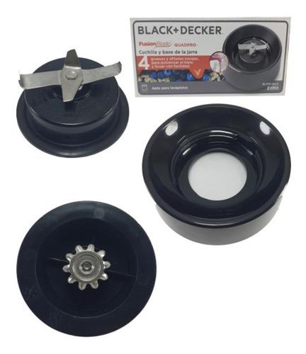 cuchilla fusion black and decker y ostros modelos