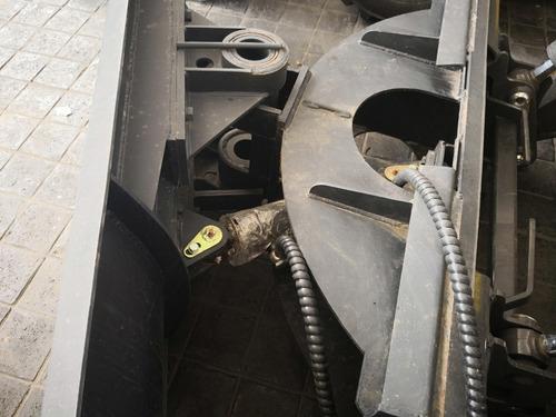 cuchilla hidraulica 72 pies para minicargador nueva