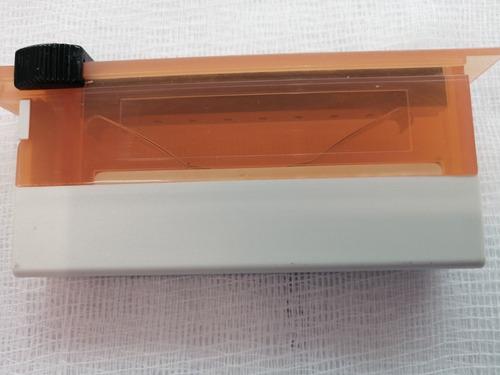 cuchilla leica bajo perfil para microtomo