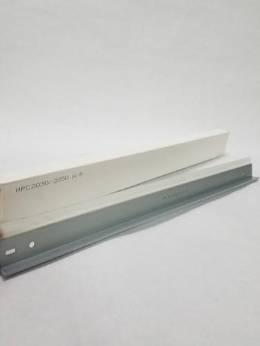 cuchilla limpieza ricoh mpc 2030 / mpc 2550 / mpc 2050