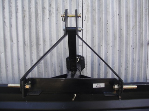cuchilla niveladora de terrenos p/ tractor 3 pts. reforzada