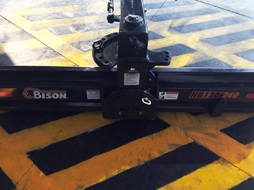 cuchilla niveladora nb80-210 marca bison
