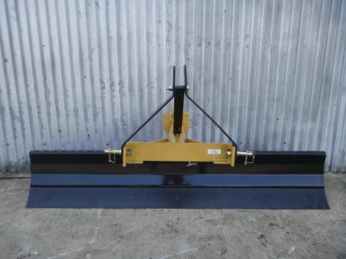 cuchilla niveladora - pala champion para tractor. reforzada