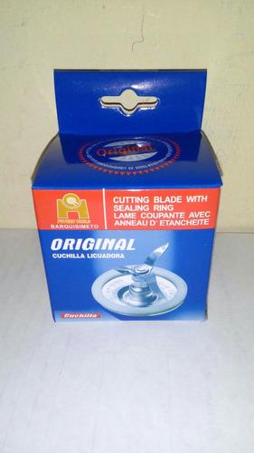 cuchilla para licuadora oster con aro de goma