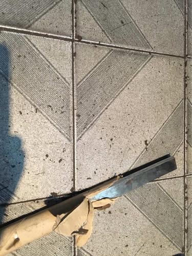 cuchilla recien afilada 620mm p/ maquina carpinteria cepillo