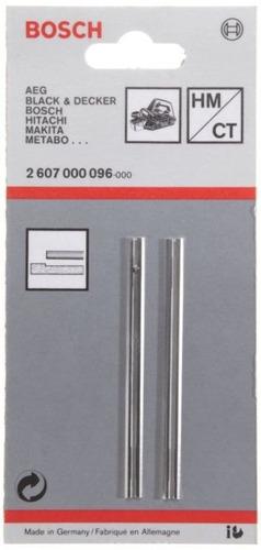 cuchilla reversible recta ; hm ; para cep bosch 2607000096