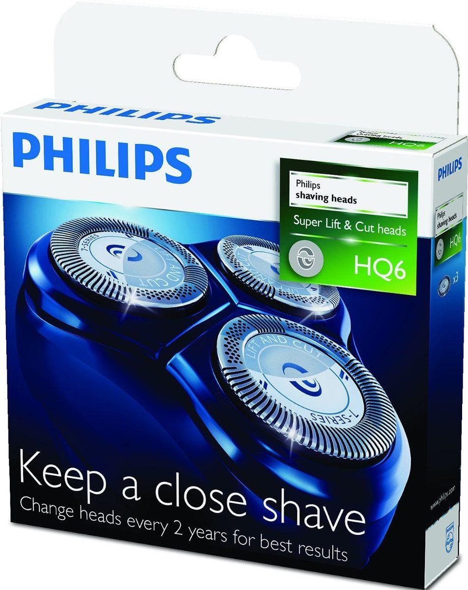 cuchillas afeitadoras philips cabezales de afeitado hq6 11. Cargando zoom. b18f816884b6