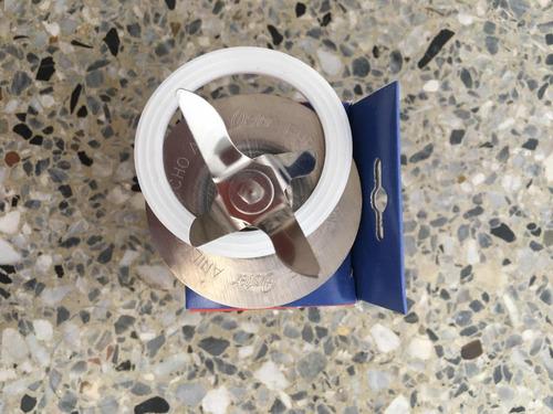 cuchillas de licuadora oster nueva mayor y detal