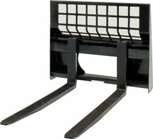 cuchillas de montacargas para minicargador bobcat