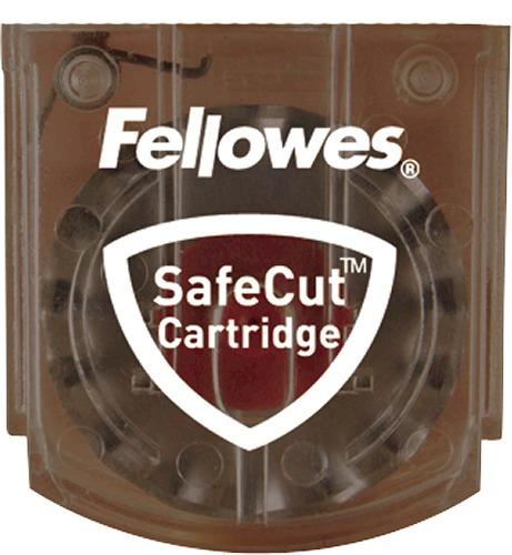 cuchillas fellowes cortes recto + especiales para cizallas