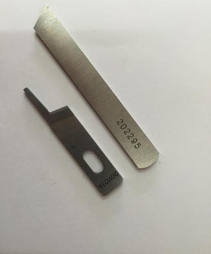 cuchillas para fileteadora industrial