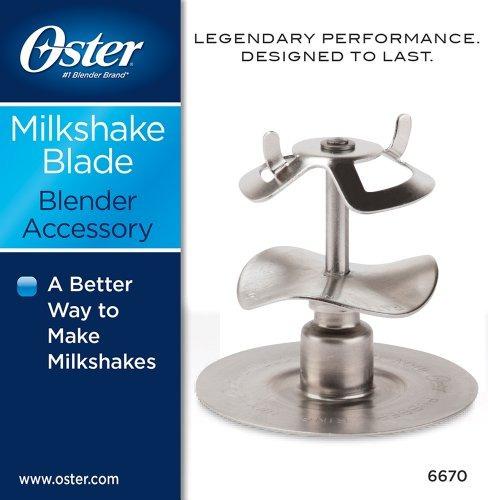 cuchillas para malteadas oster milkshake blade
