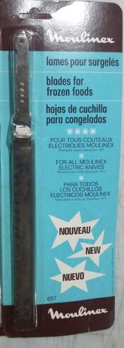 cuchillas repuesto moulinex modelo 657 outlet