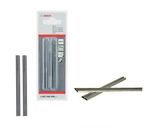 cuchillas reversibles intercambiables bosch para cepilladora
