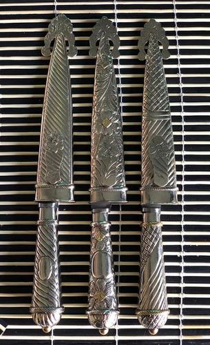 cuchillo alpaca criollo hoja 14 cm