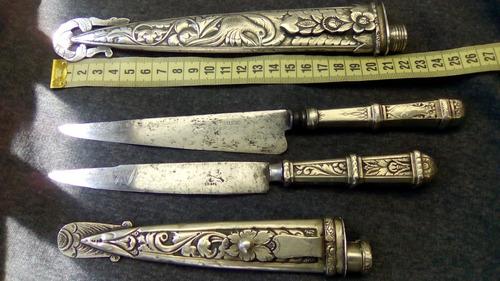cuchillo antiguo antiguos
