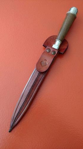 cuchillo antiguo friedr. herder abr. sohn solingen germany
