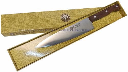 cuchillo arbolito solingen acero inox 440 hoja 25cm 8310g