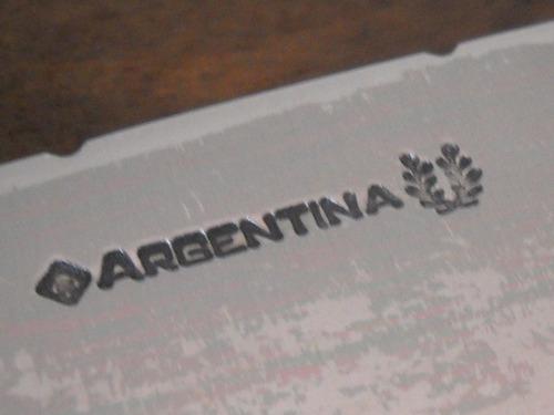 cuchillo argentina hoja 15 cms carbono lomo grueso facón