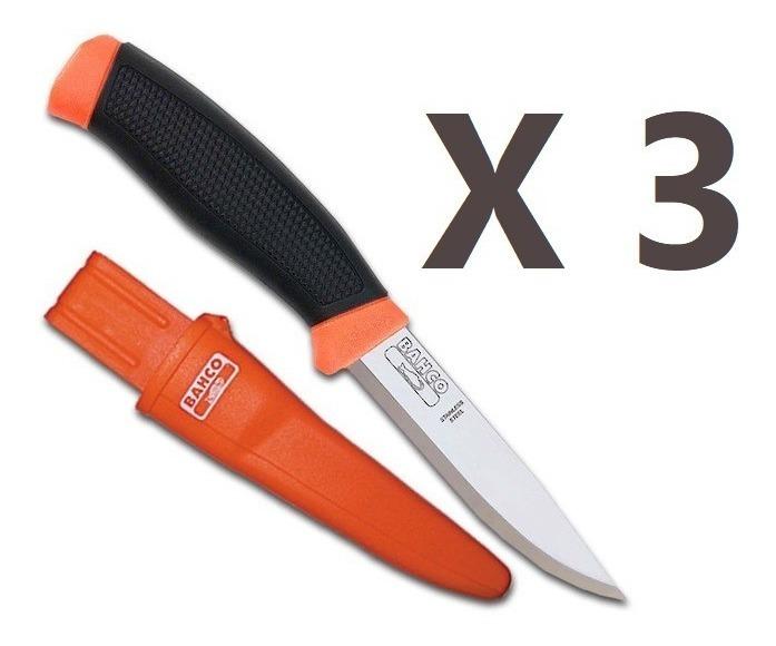 Cuchillo multiusos con funda 2444