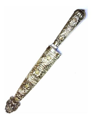 cuchillo boker arbolito hoja forjada de 20cm carbono alpaca