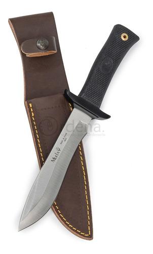 cuchillo cacería muela 500543 navaja liso campismo