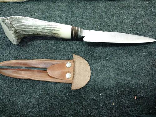 cuchillo campero hoja la serrana tandil