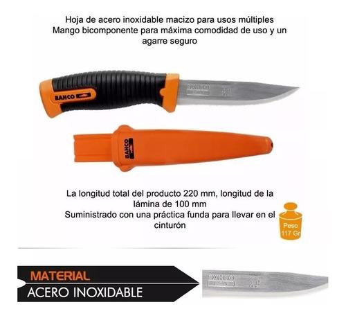 cuchillo caza pesca