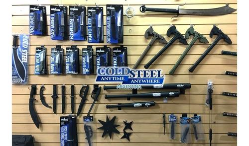 cuchillo cold steel tactical katana machete original enstock