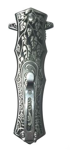 cuchillo daga tactico puñal navaja semi automatica daga