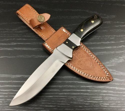 cuchillo de caceria 440c - 10in (an72)
