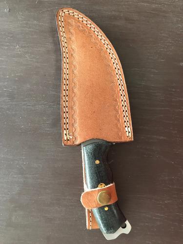cuchillo de caceria 440c - 10in (js88)