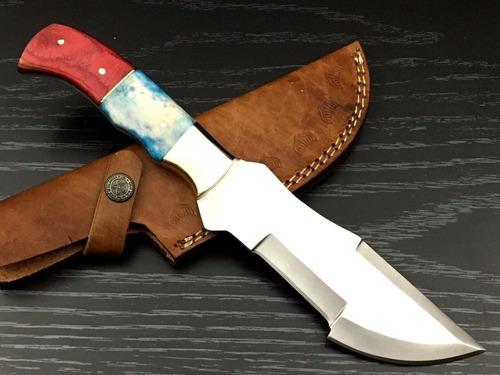 cuchillo de caceria 440c - 11in (ja96)