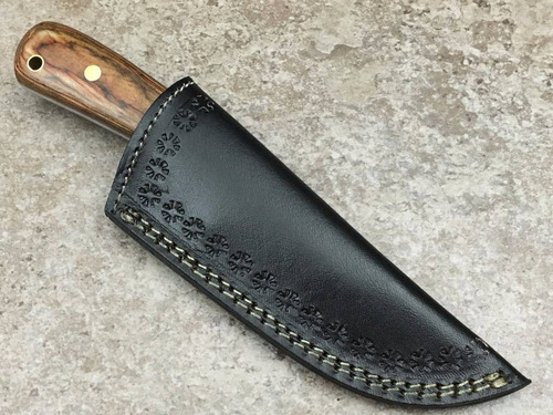 cuchillo de caceria skinner 440c - 8in (hk701d)