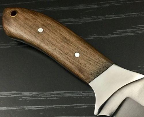 cuchillo de caceria skinner 440c - 8in (hka704-ww)