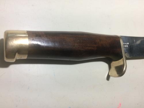 cuchillo de caza, campismo y supervivencia
