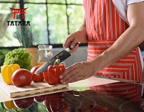 Cuchillo De Chef P Sushi Tatara Japon 233 S 8in C Caja De