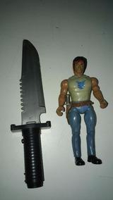 Power Jocsa Muñe Cuchillo Fire Rambo De Juguete no Incluy W2IED9eHYb